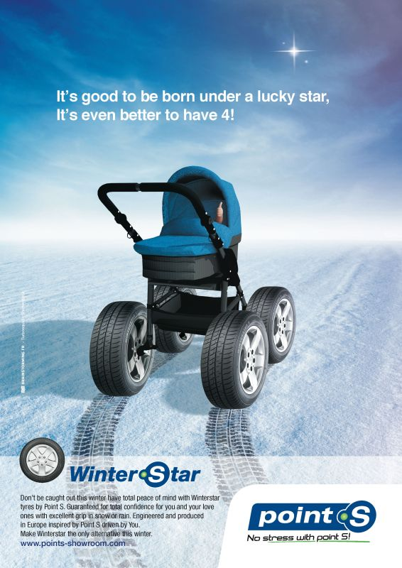 Point S launches new Winterstar campaign