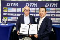 3 more years: DTM extends Hankook's tyre supply deal