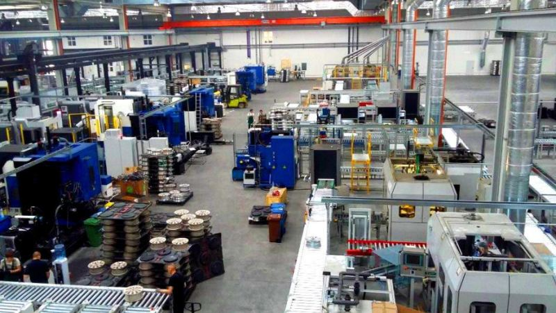 Uniwheels' latest plant in Poland may have a new majority owner should Uniwheels Holding opt to sell its 61.29% shareholding