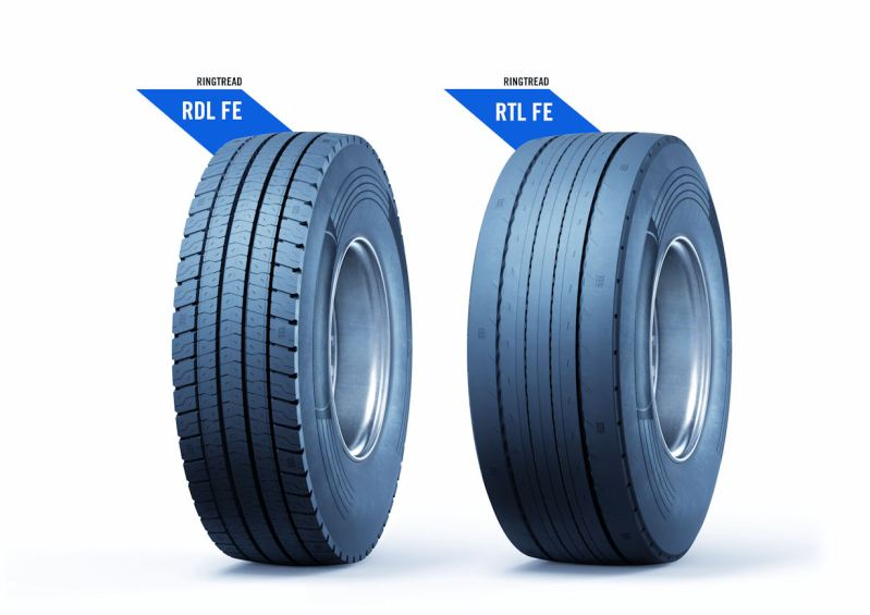 The RDL FE (l) and RTL FE can help increase fuel efficiency by up to 4%
