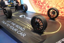With Cyber Car, Pirelli wants to help the road talk to vehicles in order to improve driving safety and performance