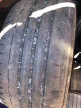 Illegal tyres taken off cars are reportedly more worn than ever