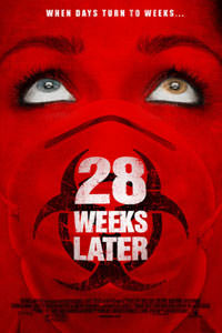 28 Weeks Later Movie Poster