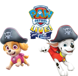 Paw Patrol Live! - Ty Rood