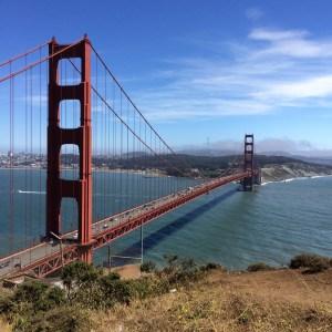 (VUSA) Day 14: Redwoods & the Golden Gate