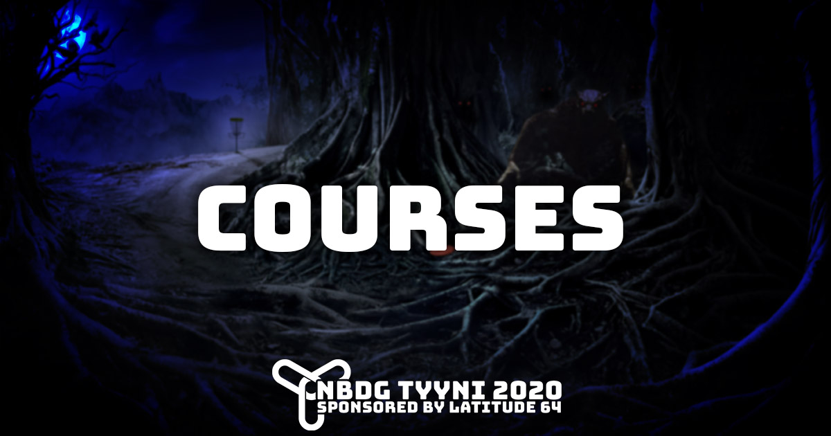 2020 Courses and Divisions