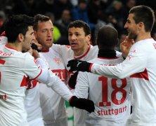 Video: Stuttgart vs Hertha BSC