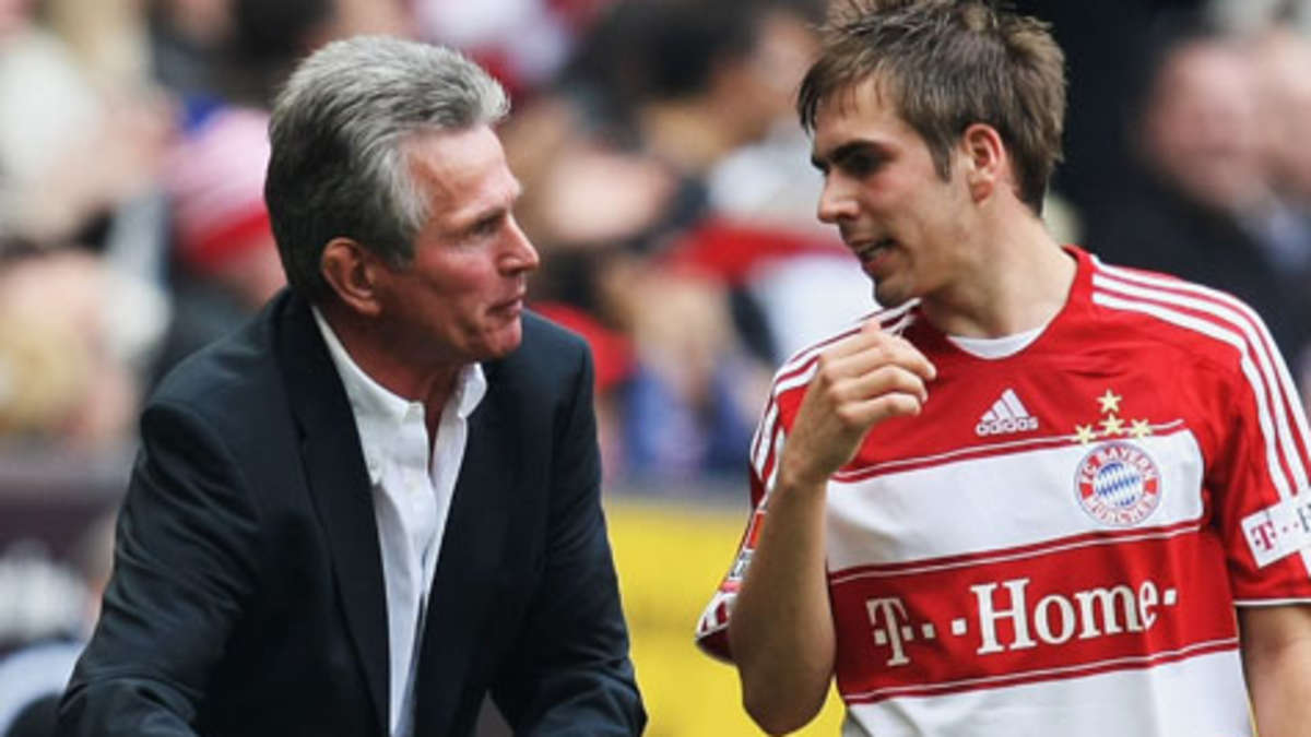 Image result for lahm heynckes