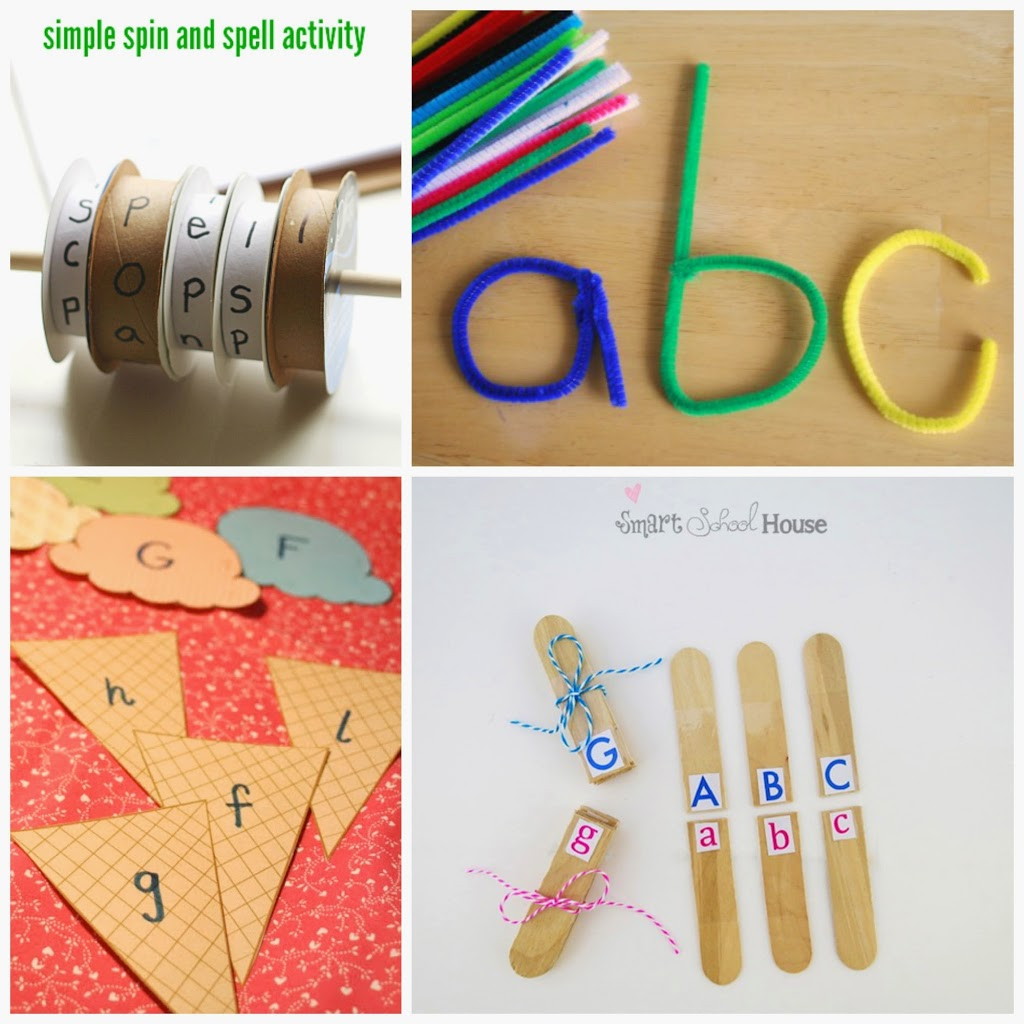 12 Early Education Phonics Activities
