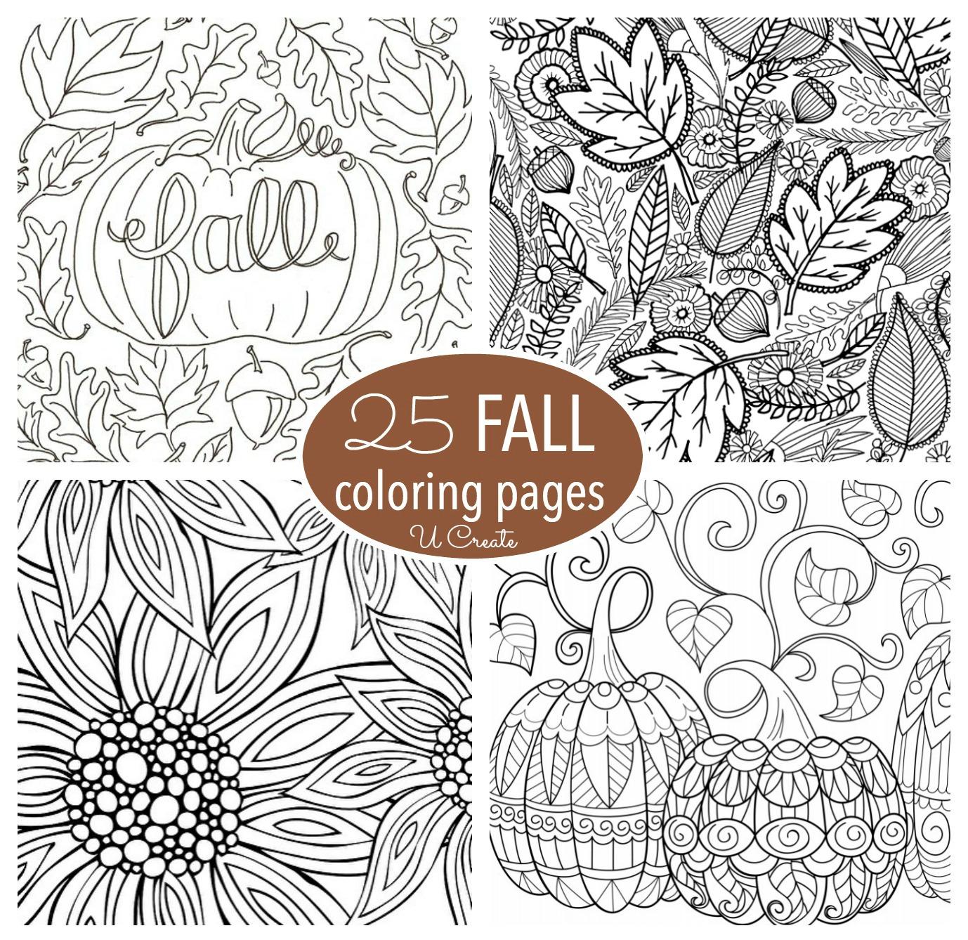 Autumn Trivia For Seniors Printable That Are Slobbery