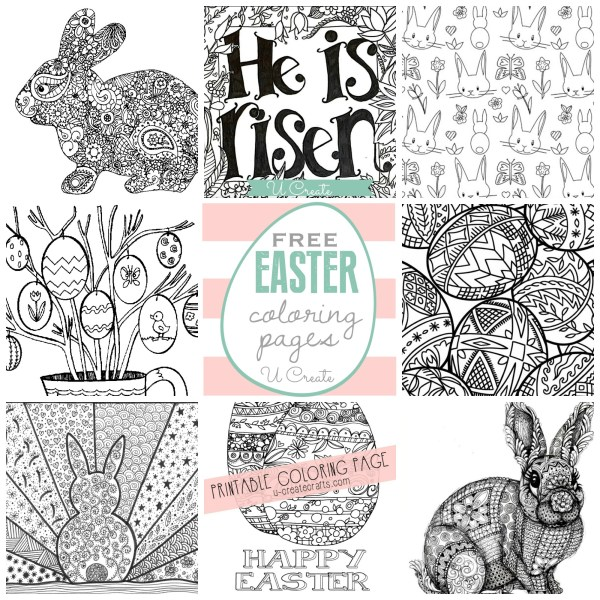 easter coloring pages free # 22