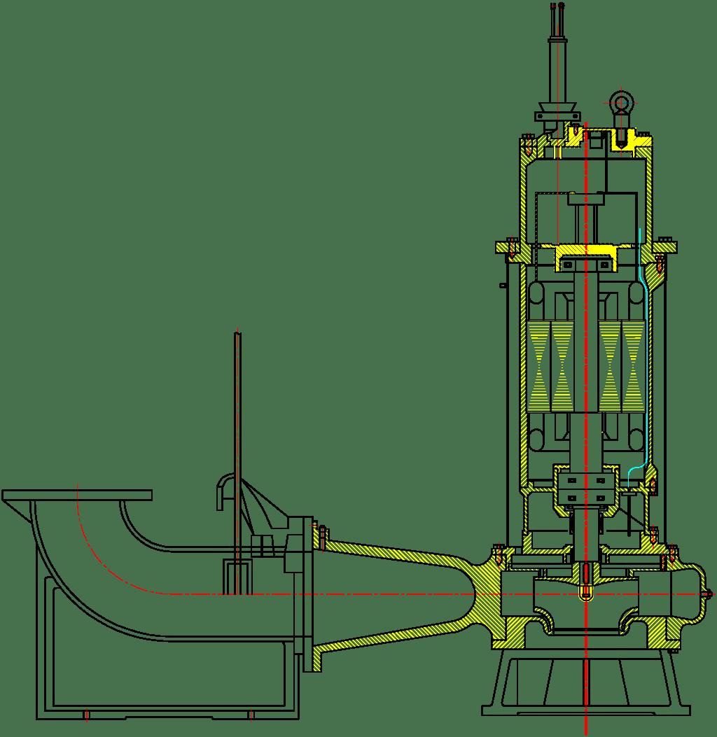 Water Turbine Parts