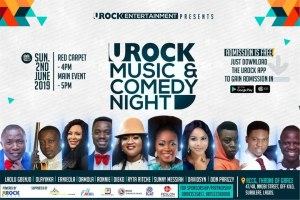 Urock Music and Comedy night