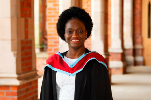 NIGERIAN POST GRADUATE LAW STUDENT BAGS STUDENT OF THE YEAR AWARD AT QUEEN'S UNIVERSITY, BELFAST, UK.
