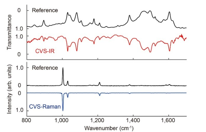 Complementary vibrational spectra data for the chemical toluene.