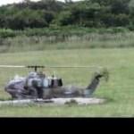 AH-1W大型スケール機ゴブラ調整、AH-1W 500サイズ エアウルフ600サイズ