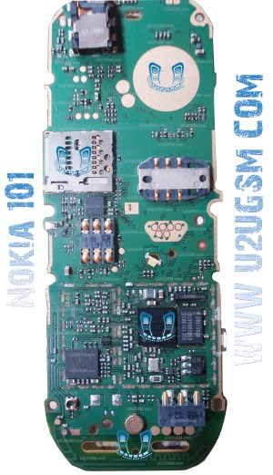 All About Mobiles: Nokia 101 Full PCB Diagram Mother Board Layout