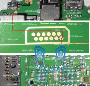 Nokia 5800 power switch button ways solution power key not