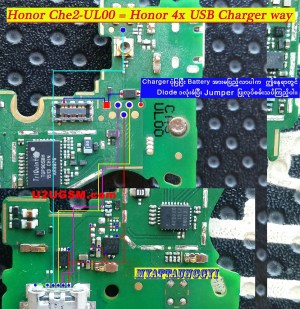 Huawei Honor Play 4X Usb Charging Problem Solution Jumper Ways