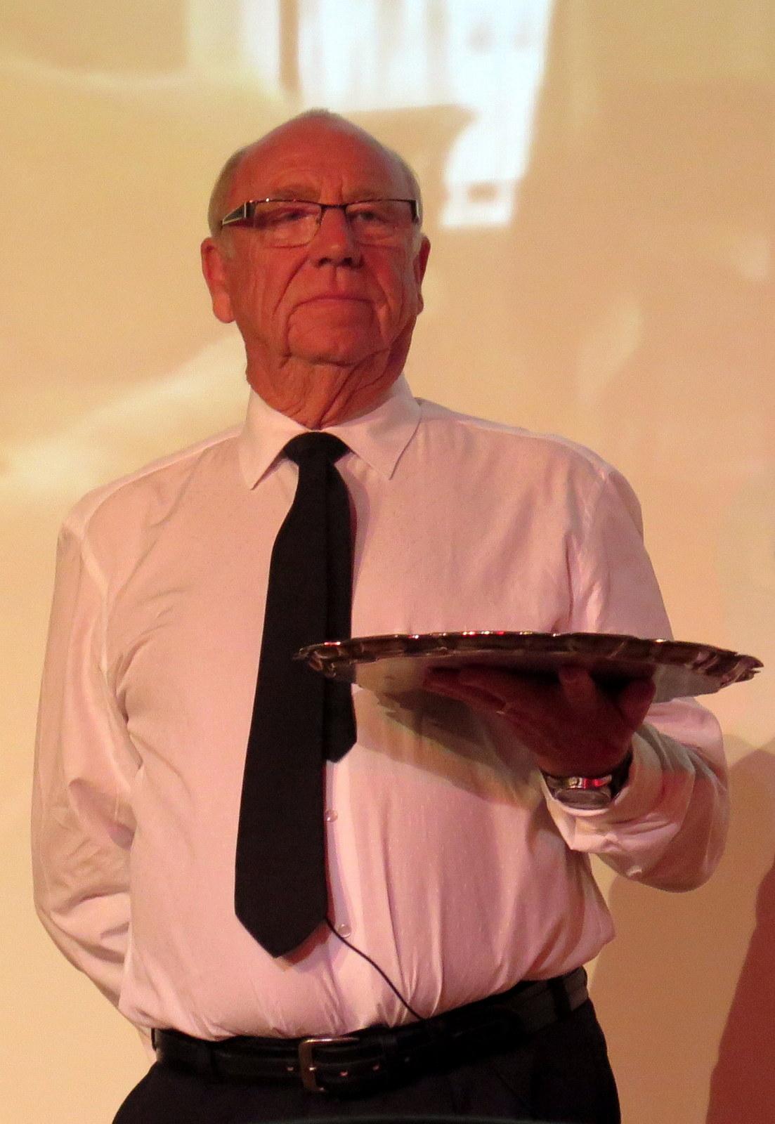 11-John with tray