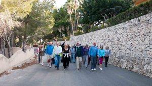 Healthy Walking: Teulada - Font Horta and Town @ Teulada - Font Horta and Town