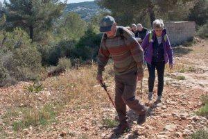 Healthy Walking: JAVEA - Cansaladas Las Laderas and woods -2 @ Walk Ref: 2019 - 23a