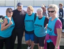 U3A Moraira-Teulada ladies' team