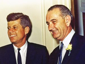History Talk: Intersecting Lives JFK and LBJ