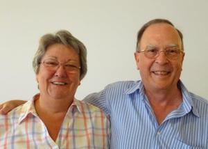 Colin and Sue Donadio