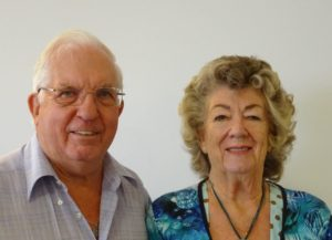 Peter and Pauline Griffiths