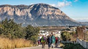 Healthy Walking @ GATA de GORGOS - Camis and trails towards Jesus Pobre