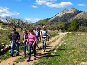 Healthy Walking - BENISSA - ERMITA de LLEUS @ Benissa ERMITA de LLEUS.