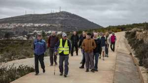 Healthy Walking: Benitachell - Cumbre Del Sol - Around the Granadella National Park @ Benitachell - Cumbre Del Sol - Around the Granadella National Park