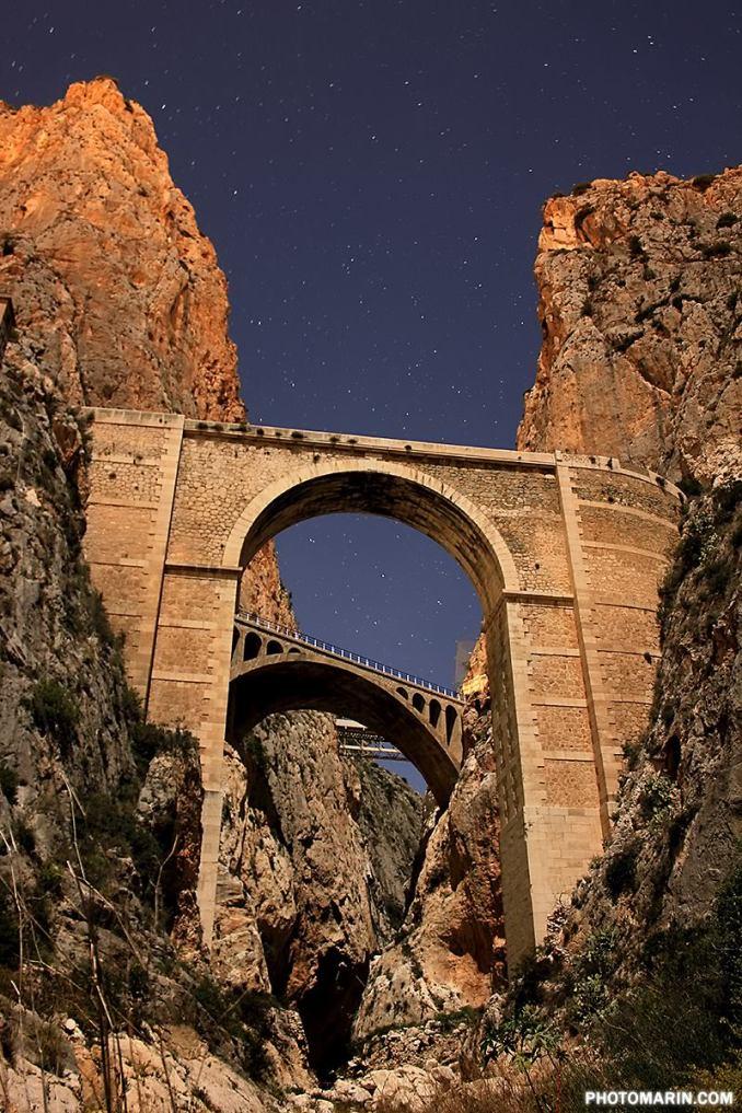 Puente del Mascarat, Courtesy © Marin Dugandzic