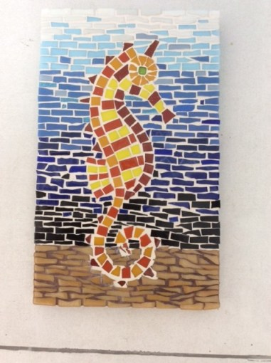 Seahorse from Sonja
