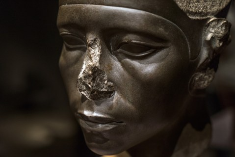 Pharaoh Amenemhat III.
