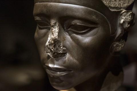 Pharaoh Amenemhat III.