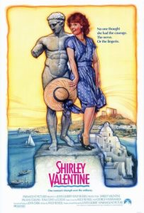 Film Group 29th April: Shirley Valentine @ Salon de Actos, la Senieta, Moraira