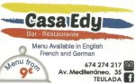 Restaurant Casa Edy – Teulada