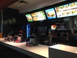 Еда в Австралии - фастфуд