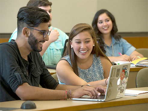 """""""Modern students and faculty members need access to digital connectivity that supports their maximum potential in and out of the classroom."""" UAB"""
