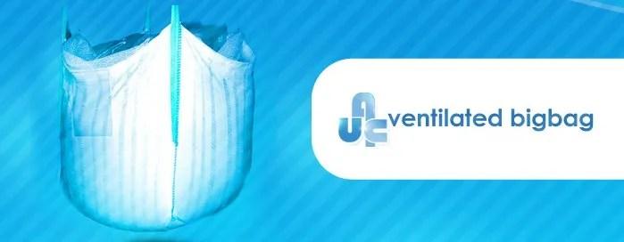 Ventilated Bigbag ( Potato bags ) Jumbo bags