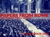 Papers from Rome: Mediator Dei Discussion: Wednesdays at 7:30 PM in the Student Lounge