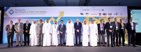 Finance conference speakers take a more optimistic view of shipping market trends