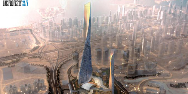 Burj 2020 Aiming To Become Word's Tallest Residential Building