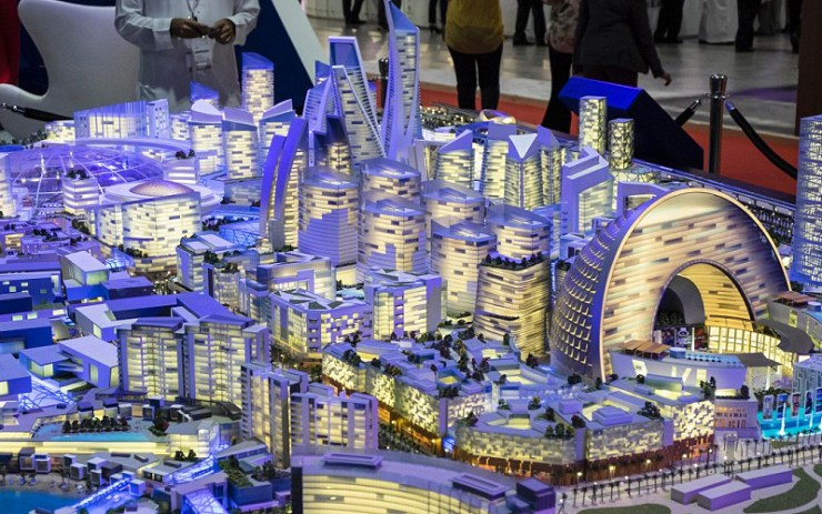 Optimisitc and Visionary Dubai To Move Forward With Mall Of The World Project