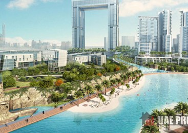 Dubai Canal The Mega Project of 2016 Near to Completion