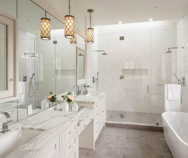 ديكورات حمامات 2017