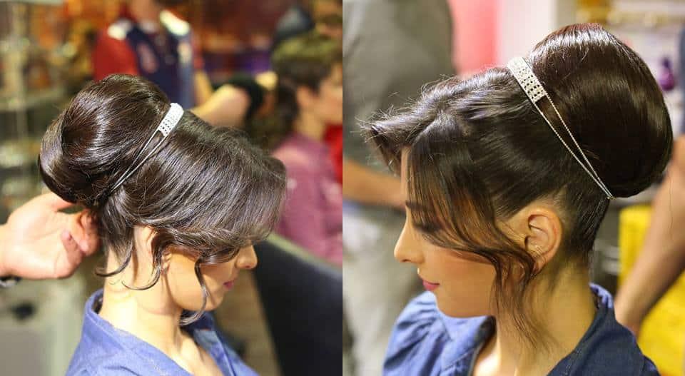 أكسسوارات شعر للعرائس