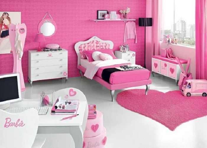 ديكورات غرف نوم بنات بأفكار جميلة | مجلة سيدات الامارات